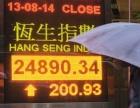 郑州恒指期货哪家公司安全有保障