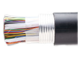 HYA大对数通信电缆 100对市话电缆 HYA 100times