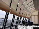 上海珩杰厂家定做阳光房遮阳帘天棚