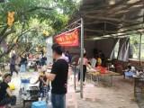 南宁邕武路农家乐银湖农庄夏季团队活动免费送水果