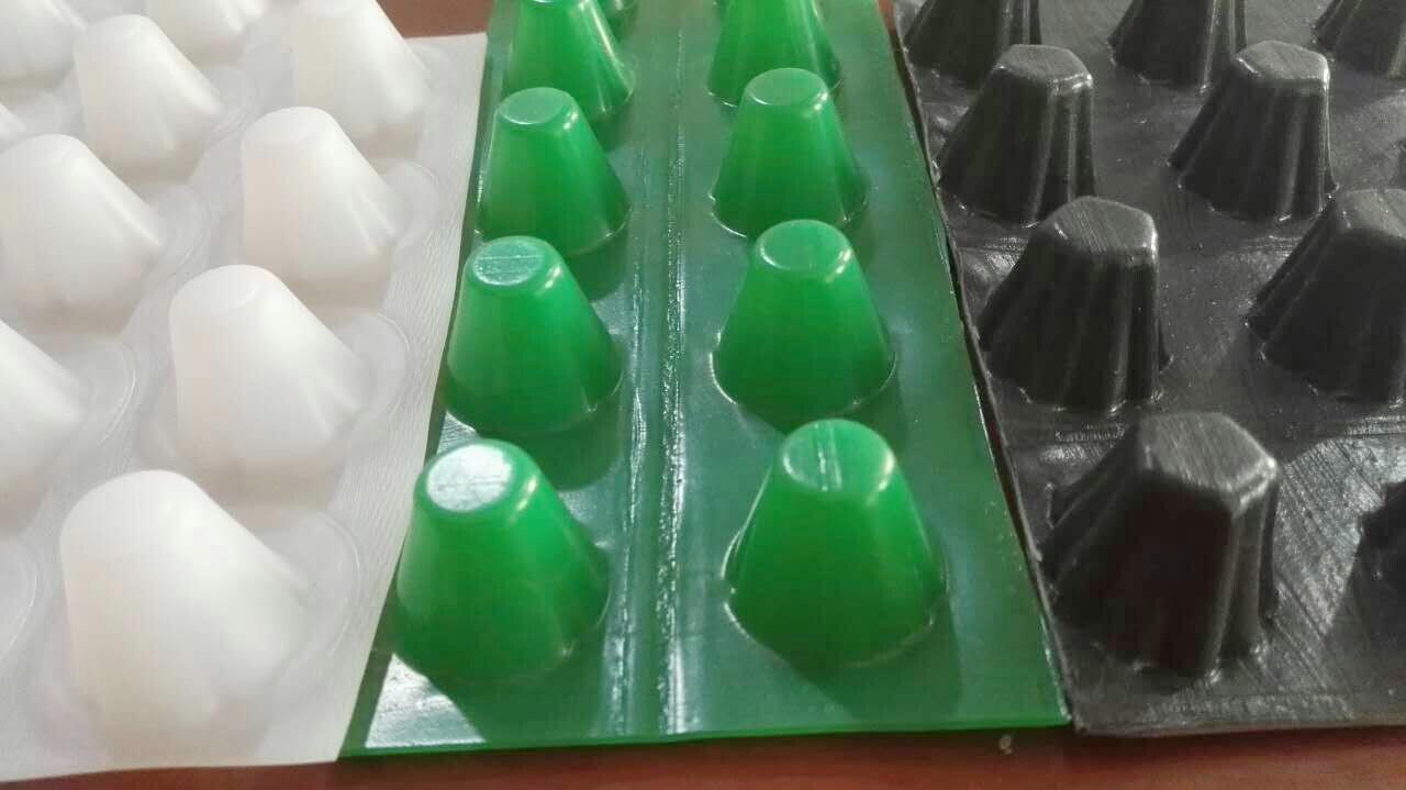凹凸排水板厂家——山东哪里有供应价格合理的排水板