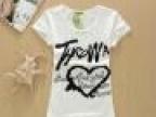 女式体恤、广告体恤、新款女式短袖体恤、地摊纯棉体恤、厂家批发