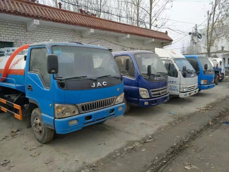 黄冈卖8吨二手洒水车的厂家在哪里 厂家直销二手8方洒水车
