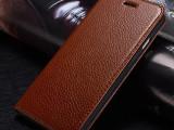 苹果手机壳 iPhone6真皮手机套 6G头层牛皮支架款保护套