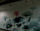高品质彩绘幼儿园 KTV 新农村 文化墙等手绘墙绘装修