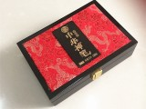 北京禮品木盒制作 定制鋼琴漆木盒