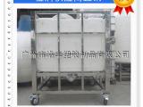1吨锥底食品级方形塑料PE防腐耐酸碱水塔、滚塑储罐