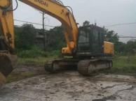 个人出售 二手挖掘机现代225-7一台