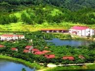 转让:江门市210亩旅游度假山庄