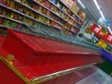 超市雜糧柜,干果貨架定做,昌平超市架子