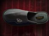 超柔绒室内拖鞋 eva厚底 加工各类型外贸类拖鞋订单