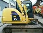 信阳小松PC70-8挖掘机便宜转让出售