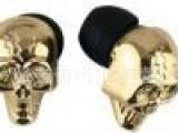 供应热卖耳机塑胶壳 鬼脸耳壳 骷髅耳壳CS-12