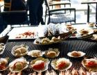 中西式甜点翻糖茶歇海鲜法式自助年会烧烤餐具桌椅租赁