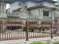 景德镇华鑫建设有限公司定做别墅大门,围栏 锌钢护栏