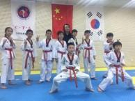 2018年重庆南岸区儿童韩式跆拳道馆