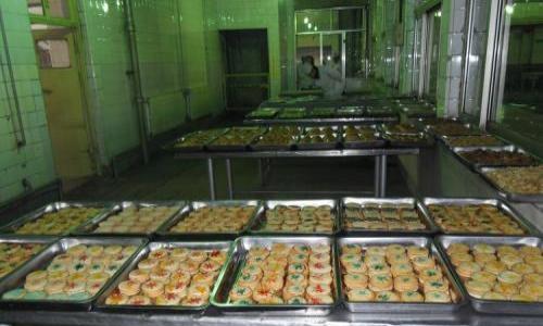 400多人工厂食堂承包
