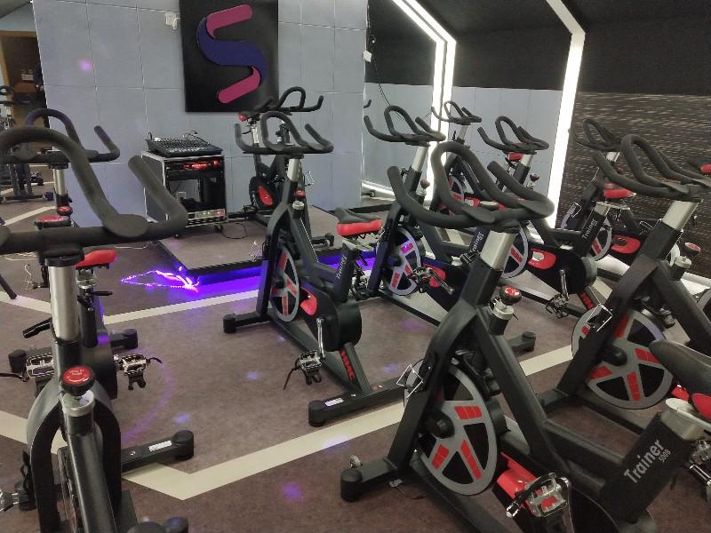 中体盛世国际健身会所