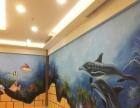 承接团队墙绘彩绘