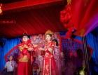 中式婚礼也可以很唯美哦