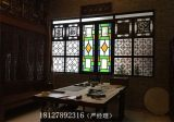 广州定做木格花窗 木制花窗优惠厂家直供木雕窗 古典木窗价格?