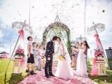 兰茜婚礼十周年店庆活动