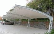 河南车棚制造专家-信阳车棚安装价格