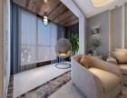 山水装饰公司装修设计六安金鑫国际三居室现代简约风格效果图
