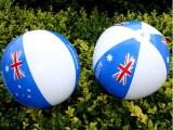 厂家供应:PVC充气沙滩球、吹气球、气球、直径80cm广告气球