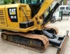 卡特CAT305.5小型挖掘机