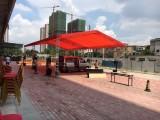高明庆典铝架帐篷舞台背景音响灯光美食节会展搭建会议桌椅空调扇