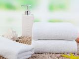 厂家直销 白毛巾 70克白毛巾 酒店 洗浴 宾馆专用 可绣字订做