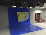 真三维虚拟演播室系统 校园高清演播室建设