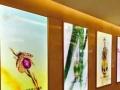便宜画框海报框—铝合金宣传栏—落地双面灯