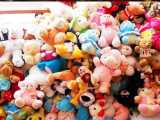 毛绒小玩具 小公仔杂货批发 活动 婚庆小礼品赠品 爪机娃娃