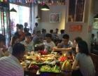 河东区品牌餐厅转让300平米平层人流量超大