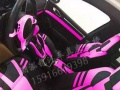 汕头实体工厂 订做汽车包真皮座椅 专车专用个性定制