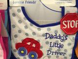 美国熊宝宝Luvable Friends 外贸正品婴儿小卡车围嘴