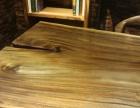 办公家具大班桌老板桌椅总裁桌琥珀木实木大班台