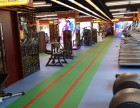 健身房360私教体能功能训练专用运动地垫地胶地板带图案定制