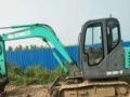 神钢 SK60-C 挖掘机         挖掘机)
