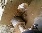 信阳专业疏通改道,水钻打孔
