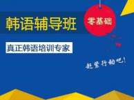 上海初级韩语培训班 实战会话掌握纯正韩语