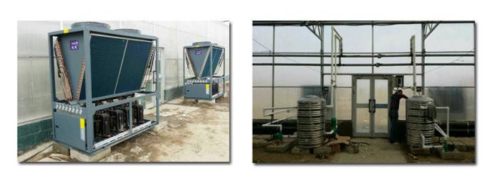 新疆乌鲁木齐供应空气能采暖空气能中央热水系统
