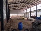 大型钢结构厂房仓库低价出租或好项目联营