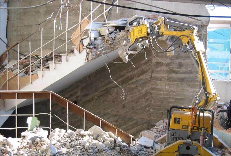 唐山承重墙切割 混凝土切割拆除 混凝土切割