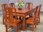缅甸花梨明式餐桌图片