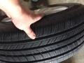 大众帕萨特原车轮毂轮胎,迈腾速腾途观朗逸都能用