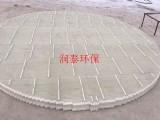 脱硫塔除雾器的主要原理结构介绍-润泰