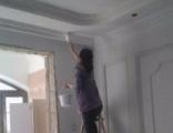 刮大白刷乳胶漆木工瓦工砸墙刷房子打隔断价格工人